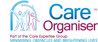 Care Organiser™ - Part of the Care Expertise Group Logo